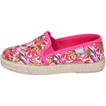 Sapatos Rapariga Alpargatas Enrico Coveri BJ977 Cor de rosa