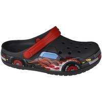 Sapatos Criança Tamancos Crocs Fun Lab Truck Band Clog Grise