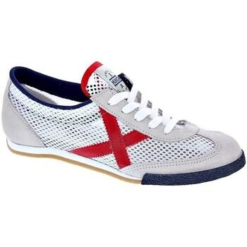 Sapatos Homem Sapatilhas Munich Strabe 06 Blanco