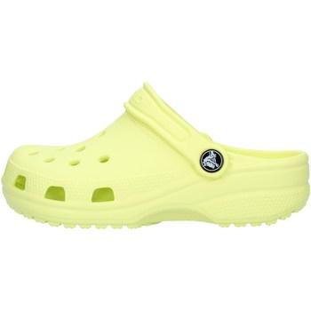 Sapatos Rapaz Tamancos Crocs 204536 Verde