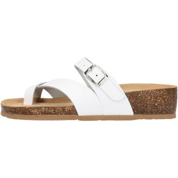 Sapatos Mulher Chinelos Bionatura 12A456IBYCBIA Branco