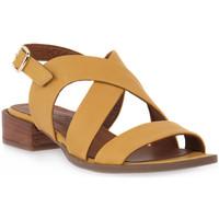 Sapatos Mulher Sandálias Grunland GIALLO L6FATI Giallo