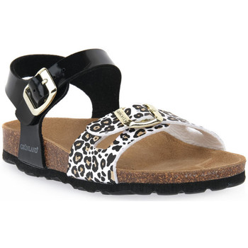Sapatos Rapaz Sandálias Grunland NERO 40 LUCE Nero