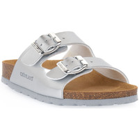 Sapatos Homem Chinelos Grunland ARGENTO 40LUCE Argento