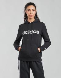 Textil Mulher Sweats adidas Performance WINLID Preto