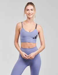 Textil Mulher Tops e soutiens de desporto adidas Performance AMEBAR Violeta