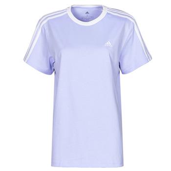 Textil Mulher T-Shirt mangas curtas adidas Performance WESBEF Tom / Violeta