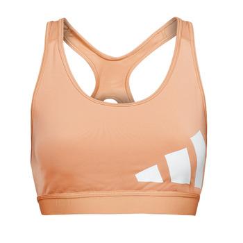 Textil Mulher Tops e soutiens de desporto adidas Performance BETEBAR Blush