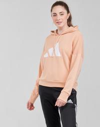 Textil Mulher Sweats adidas Performance WIFIEB HOODIE Blush