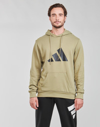 Textil Homem Sweats adidas Performance M FI 3B HOODIE Verde