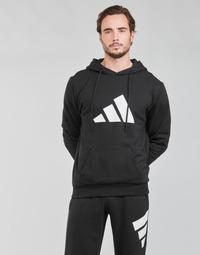 Textil Homem Sweats adidas Performance M FI 3B HOODIE Preto