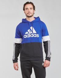 Textil Homem Sweats adidas Performance M CB HD Azul / Brilhante