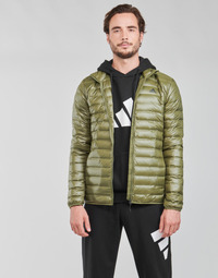 Textil Homem Quispos adidas Performance VARILITE JACKET Cáqui