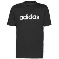 Textil Homem T-Shirt mangas curtas adidas Performance M LIN SJ T Preto