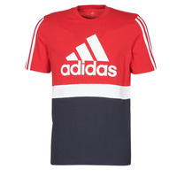 Textil Homem T-Shirt mangas curtas adidas Performance M CB T Vermelho