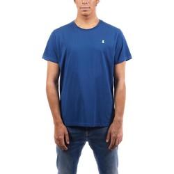 Textil Homem T-shirts e Pólos Elpulpo  Azul