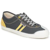 Sapatos Sapatilhas Kawasaki RETRO Cinza / Amarelo