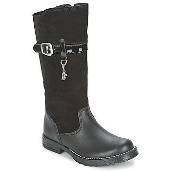 Sapatos Rapariga Botas Start Rite AQUA-FELINE Preto