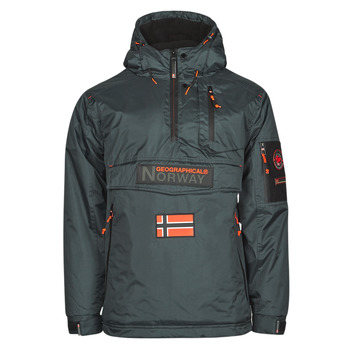 Textil Homem Parkas Geographical Norway BARKER Cinza / Escuro