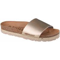 Sapatos Mulher Chinelos Geographical Norway Sandalias Baja Verano Or