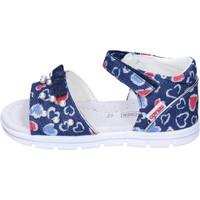 Sapatos Rapariga Sandálias Enrico Coveri BJ982 Azul