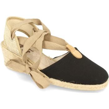 Sapatos Mulher Alpargatas Kylie K2122501 Negro