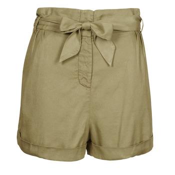 Textil Mulher Shorts / Bermudas Ikks ELVIRA Cáqui