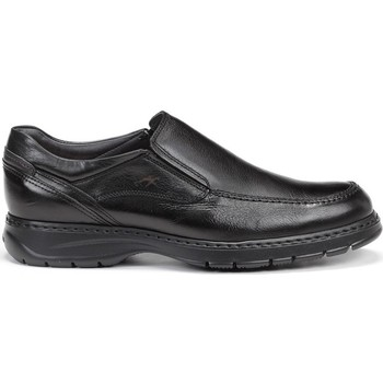 Sapatos Homem Mocassins Fluchos 9144 CRONO SALVATE MOCCASIN MAN PRETO