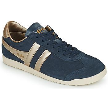 Sapatos Mulher Sapatilhas Gola BULLER PEARL Marinho / Ouro