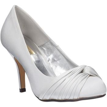 Sapatos Mulher Escarpim Urban B037983-B7345 Plateado