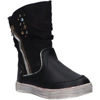 Sapatos Rapariga Botas baixas Urban 196048-B2040 Negro