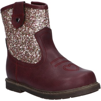 Sapatos Rapariga Botas Urban 342810 Rojo