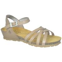Sapatos Mulher Sandálias Yokono MONACO-045 Castanho