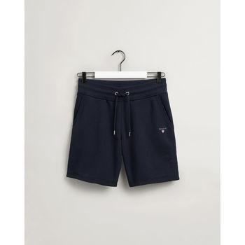 Textil Homem Shorts / Bermudas Gant Calções desportivos Azul