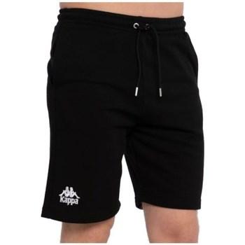 Textil Homem Shorts / Bermudas Kappa Topen Shorts Preto