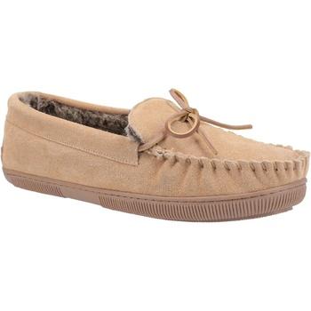 Sapatos Mulher Chinelos Hush puppies  Tan