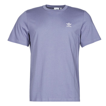 Textil Homem T-Shirt mangas curtas adidas Originals ESSENTIAL TEE Violeta