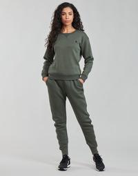 Textil Mulher Calças de treino G-Star Raw PREMIUM CORE 3D TAPERED SW PANT WMN Cinza