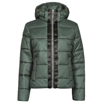Textil Mulher Quispos G-Star Raw MEEFIC HDD PDD JACKET WMN Cinza / Verde