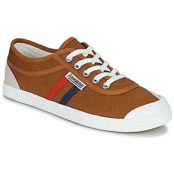 Sapatos Sapatilhas Kawasaki RETRO Castanho