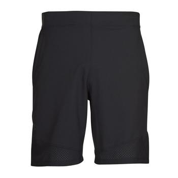 Textil Homem Shorts / Bermudas Under Armour UA VANISH WOVEN SHORTS Preto / Cinza
