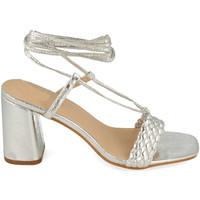 Sapatos Mulher Sandálias Prisska CQ1082 Plata