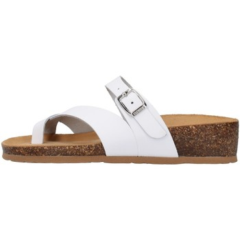 Sapatos Mulher Chinelos Bionatura 12A456 Branco