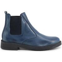 Sapatos Homem Botas baixas Duca Di Morrone Sb 3012 - 401d_pelle Azul