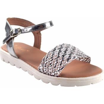 Sapatos Rapariga Multi-desportos Bubble Bobble menina  a2942 prata Prata