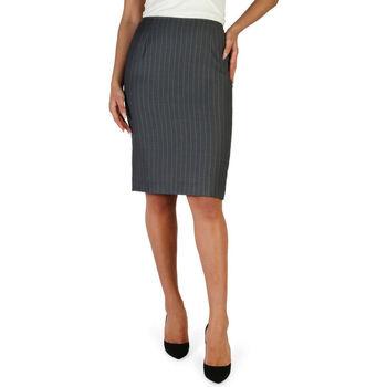 Textil Mulher Saias Fontana - nelly Cinza