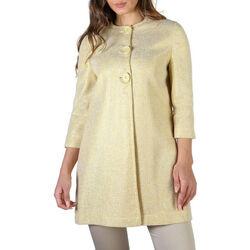 Textil Mulher Casacos Fontana - amber Amarelo