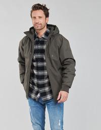 Textil Homem Jaquetas Volcom HERNAN 5K JACKET Cáqui