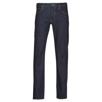 Textil Homem Calças Jeans Lee DAREN ZIP FLY Azul