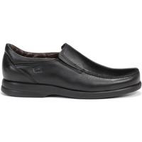 Sapatos Homem Mocassins Fluchos 6275 SANOTAN STK MAN NEGRO